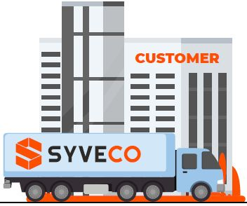 Camion Syveco
